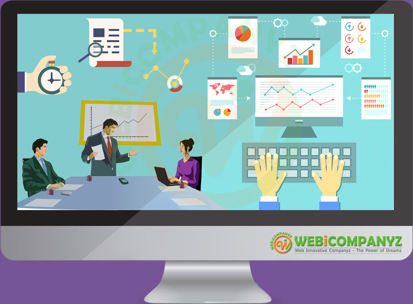WebiCompanyz - Best Data Entry Services Provider Company in India