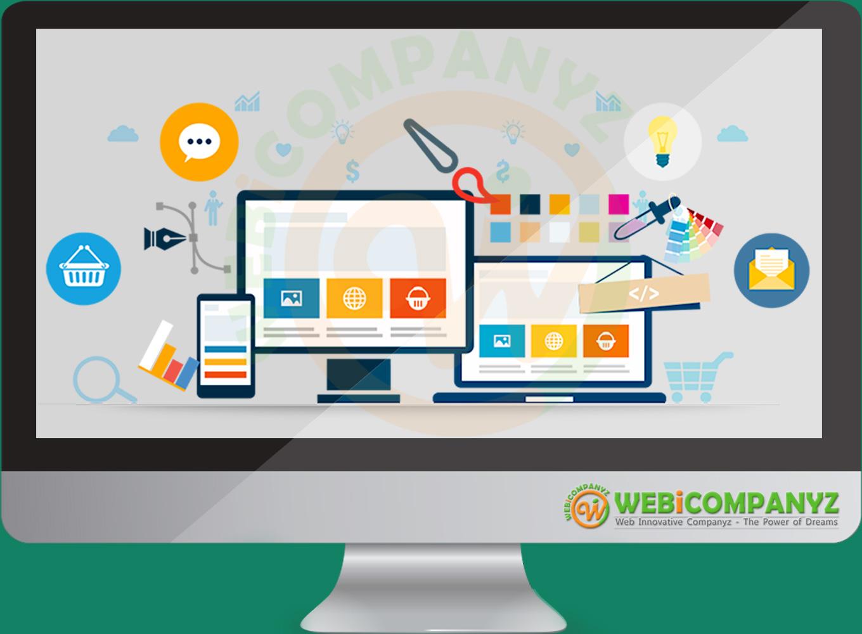 WebiCompanyz - Best Website Designing Company in India