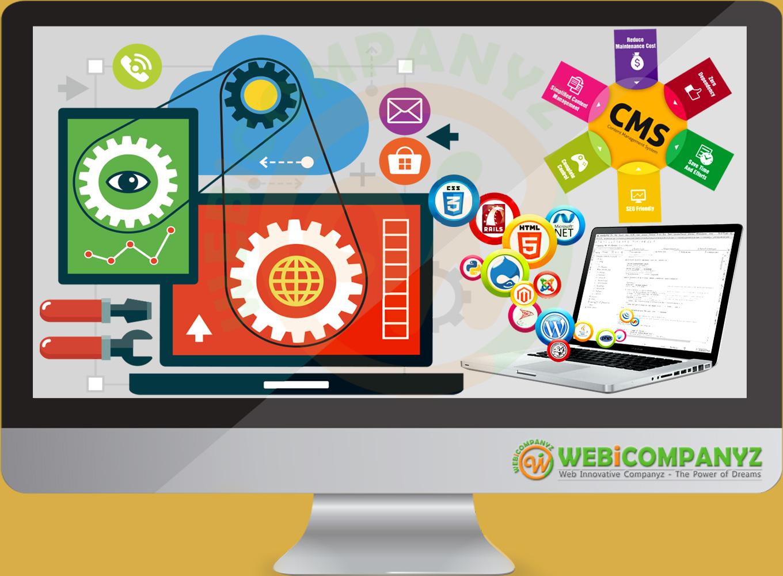 WebiCompanyz - Best Website Development Company in India